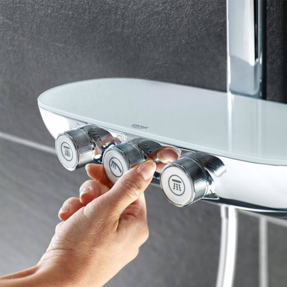 Grohe Rainshower Systeem SmartControl 360 DUO