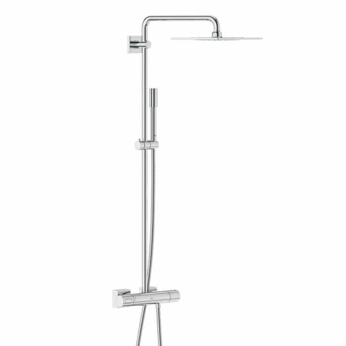 Grohe Rainshower F Series Systeem 254 douchesysteem